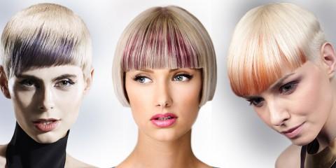 Blondýna s melíry – tak budou vypadat blond vlasy 2015