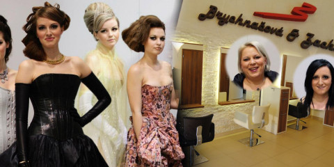 Brněnský kadeřnický salon Brychnačová&Zachová pracuje výhradně s vlasovou kosmetikou Matrix a nabízí vše od diagnostiky vlasů až po závěrečný styling.