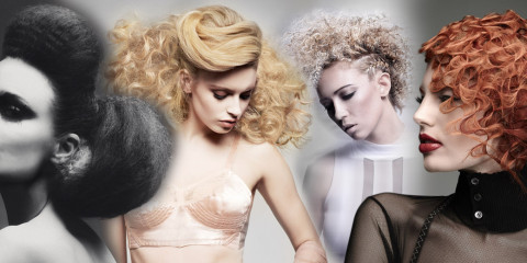 Zkusíte špetku účesové extravagance? Podívejte se na společenské a plesové účesy 2015, jejichž kreativita spočívá ve hře s texturou vlasů!