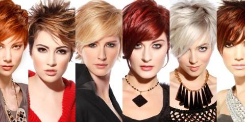 Jaké dámské účesy pro krátké vlasy ovládnou letošní jaro a léto? Podívejte se na nejlepší dámské krátké střihy vlasů! Účesové trendy 2015 mají nápad!