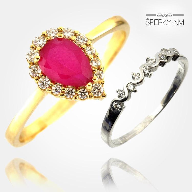 Vintage styl zlatých prstenů letos ocení především fashionmaniačky, jednoduchý moderní design zas milovnice sportovního stylu a nadčasovosti.