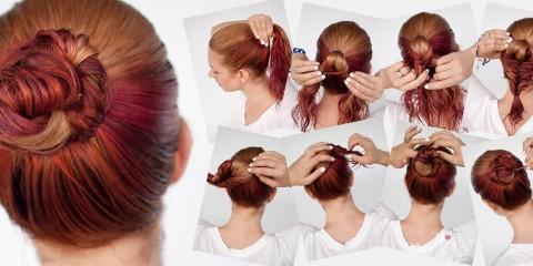 Hledáte jednoduché účesy pro dlouhé vlasy, ve kterých ...