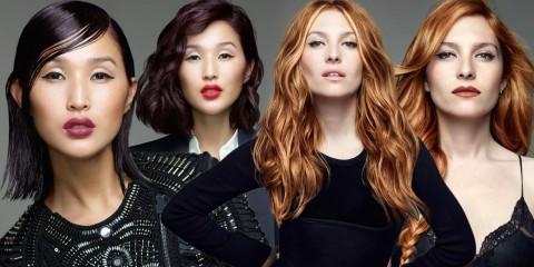 Nové účesy L'Oréal IT Looks 2015 se představují jako dvě série účesů po třech modelech. Podívejte se na IT Looks kolekci pro letošní podzim a zimu.