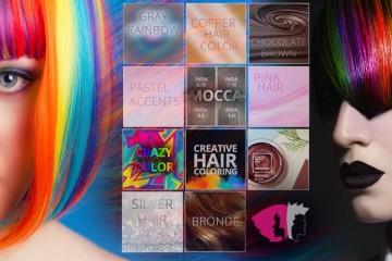 Barvy pro krátké vlasy jako barvy podzimu 2015 a zimy 2016 – to je téma, které vám teď představí nejmódnější barvy vlasů a barevné účesové trendy.