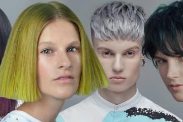 studia představila svoji novou kolekci účesů Bomton Realistic 2016 ...