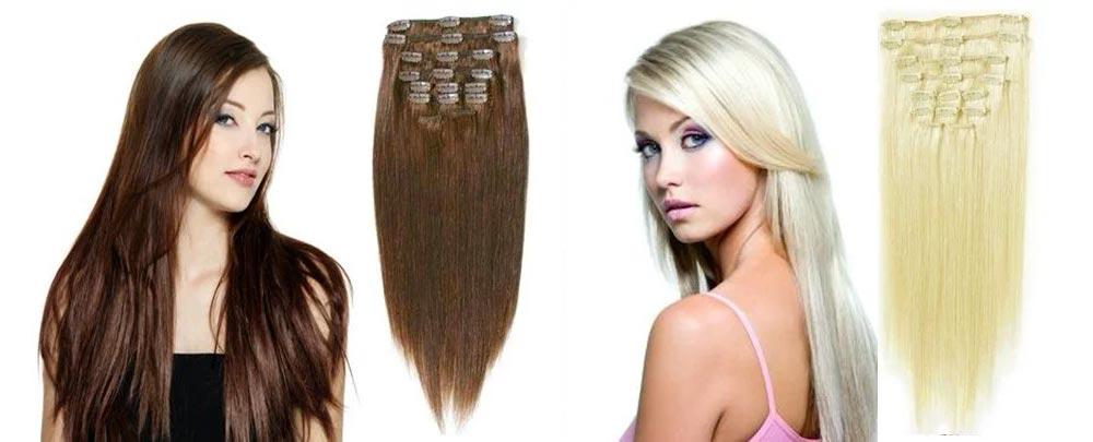 jak prodloužit vlasy doma