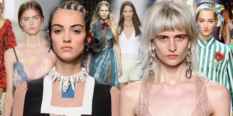 Módní trendy 2016 – dámská móda 2016 a jak ji kombinovat s účesy.