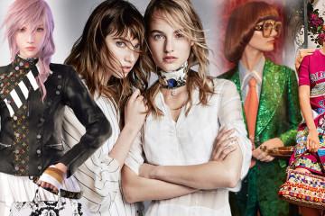 Móda a účesy – zajímavé trendy účesy 2016 neignorují ve svých kampaních ani módní značky, jako jsou Louis Vuitton, Tom Ford, Dolce&Gabbana nebo Gucci.