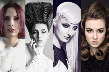 Máme pro vás nejlepší dámské účesy Czech and Slovak Hairdressing Awards 2015. Kategorie Kadeřník roku: Dámský komerční účes Čechy 2015 – nominace >>