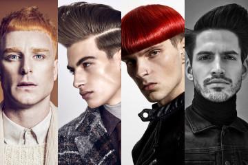 Podívejte se na nejlepší pánské účesy Czech and Slovak Hairdressing Awards 2015. Kategorie Kadeřník roku: Pánský komerční účes 2015 – nominace >>
