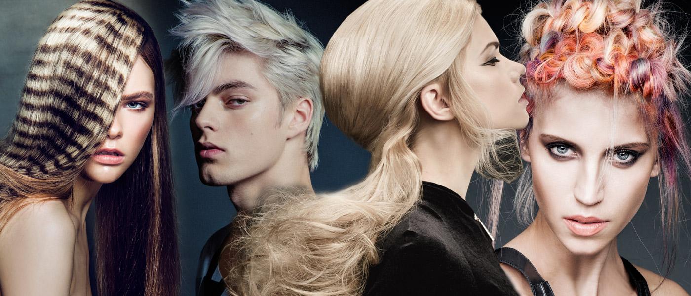 Kadeřník roku 2016 /2015: Lenka Gorčíková - Hair Studio Piel Professional, Toni&Guy, Maria Karabinosova - Salon Igor Sedlak, BOMTON Studia