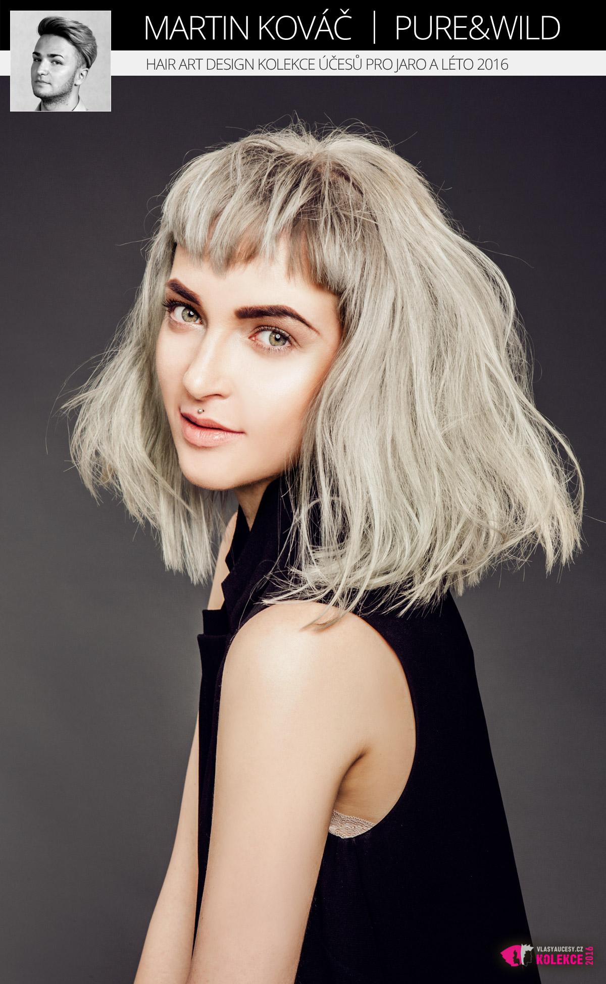 Hair Art Design – kolekce Pure&Wild