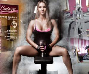 Co tak začít cvičit třeba už od zítřka? Hubnout, formovat postavu nebo získávat kondici teď umožňují dámské fitness Contours na týden zdarma.