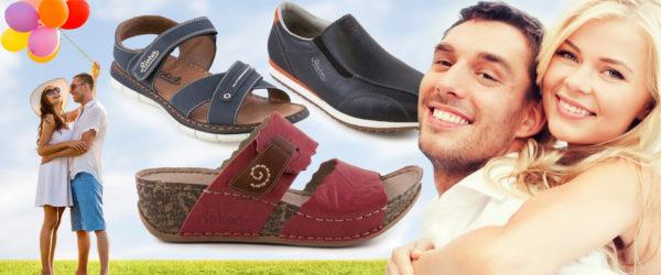 Stres bývá různý a jednu z jeho forem prožívají dokonce i naše nohy, záda a vlastně celé tělo při chůzi či běhu v nevhodné obuvi. Boty Rieker jsou jiné.