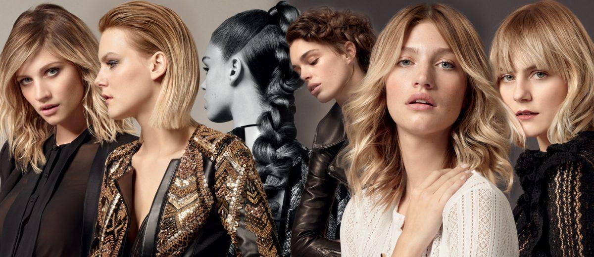Vlasy jako módní doplněk – tak prezentuje svoji novou mezinárodní kolekci účesů Fashionable pro podzim a zimu 2016/2017 L'Oréal Professionnel.