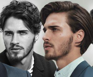 Konečně jsou tady účesové trendy pro muže. L'Oréal Professionnel představuje pánské účesy podzim/zima 2016/2017 i s nadílkou pánské vlasové kosmetiky.
