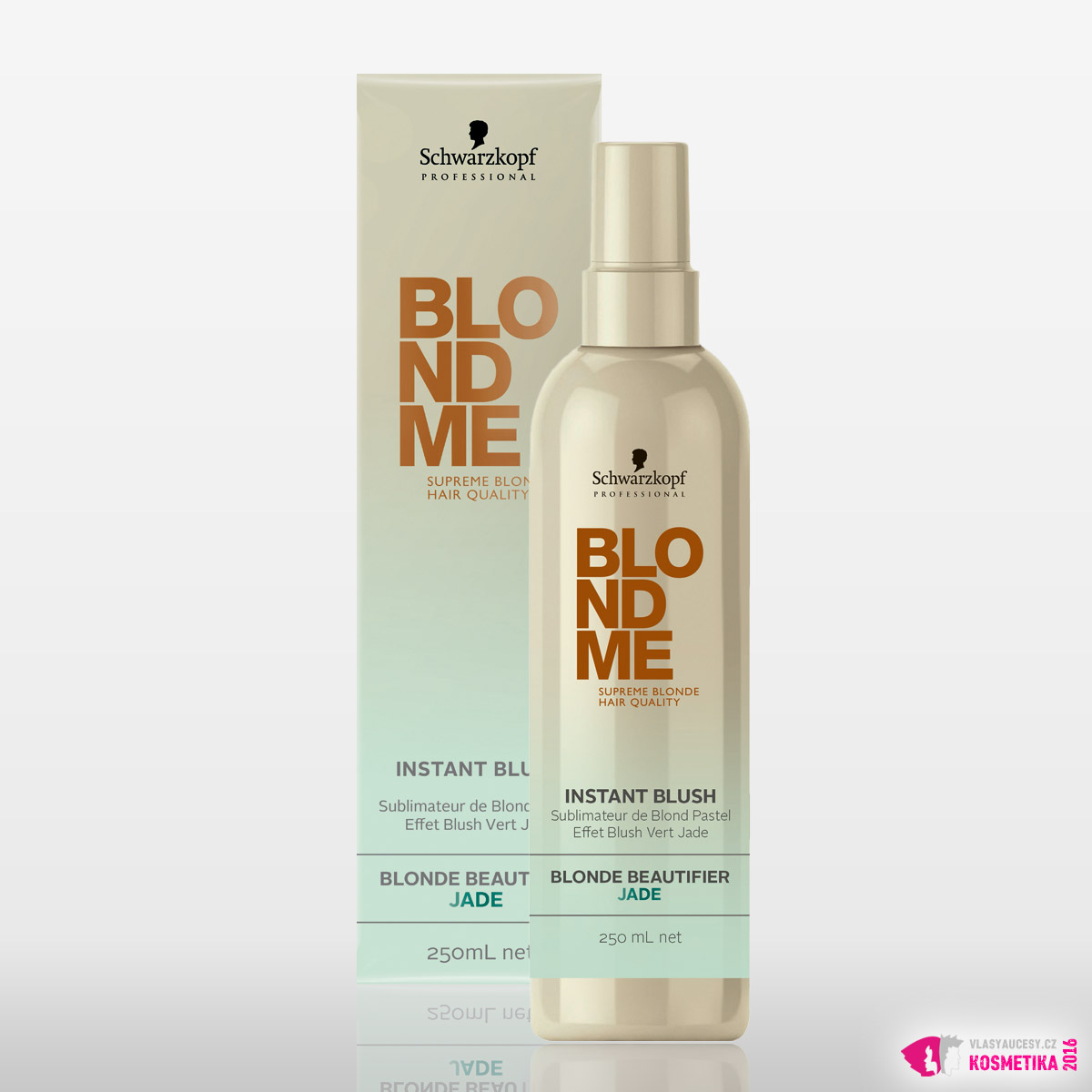 BlondMe Instant Blush - Blonde Beautifier Jade od Schwarzkopf Professional