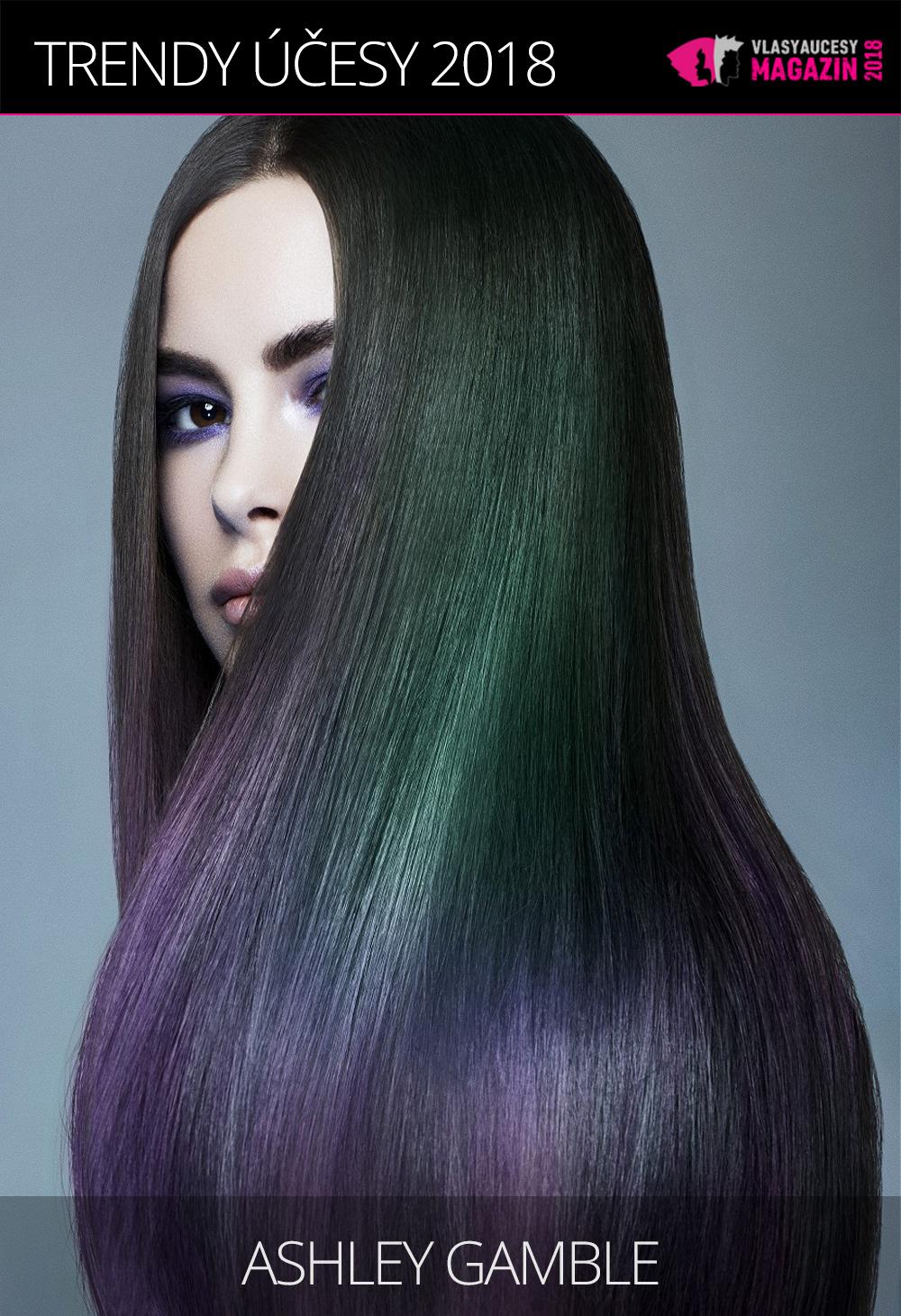 I ty pro vlasy nejméně přirozené barvy musí v našich vlasech působit zcela přirozeně. Dopřejte si umění nového tónování. (Ashley Gamble, Luna – Moon Goddness)