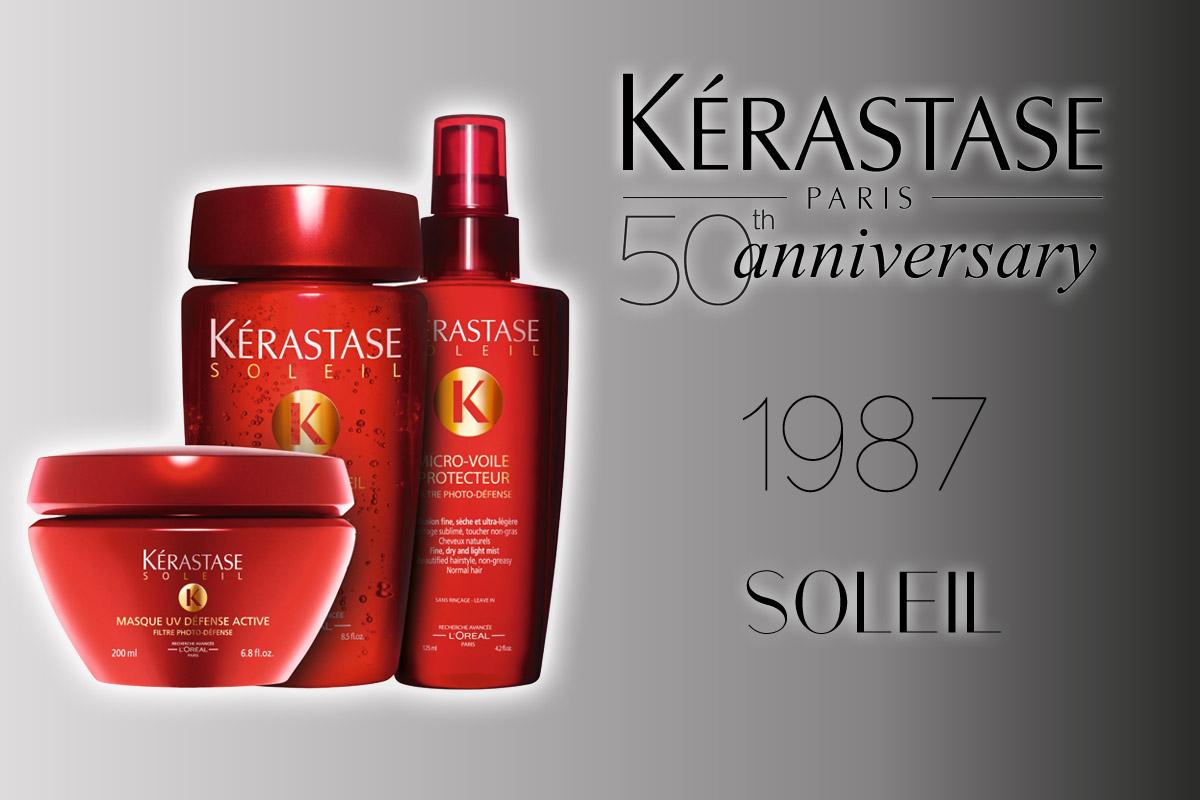 KÉRASTASE SOLEIL – 1987