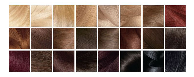 Vyberte si odstín, který Vás nejlépe vystihne. Zvolit si můžete z bohaté palety více než 20 odstínů.