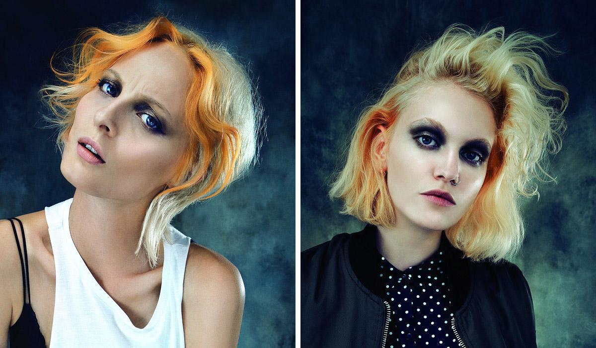 Takto změní blondýnu v roce 2015 úspěšná kadeřnice Petra Měchurová.
