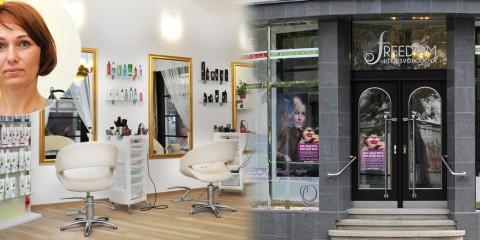 V Českých Budějovicích najdete kadeřnický salon FREEDOM. Přečtěte si rozhovor s jeho majitelkou, paní Jitkou Svobodovou.