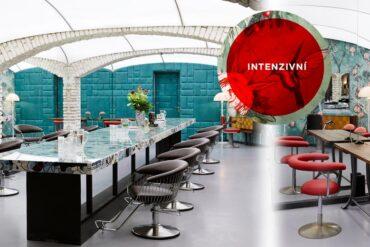 Kadeřnický salon – salon RED: netradiční koncept, jedinečný interiér a výborné služby.