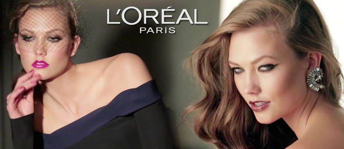 Karlie Kloss má jako nová tvář L'Oréal Paris nový účes!
