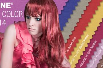 Pantone Fall 2014 – trendy barvy pro vaše podzimní účesy!