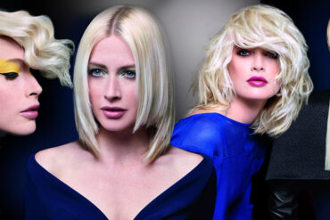 Platina blond –čtyři účesy pro každou ženu!