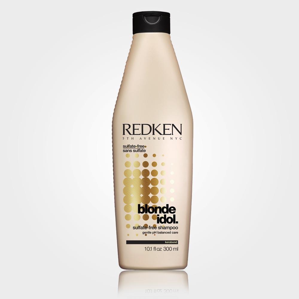 Šampón Blond Idol, 300 ml,   cena: 355 Kč / 14,20 EUR