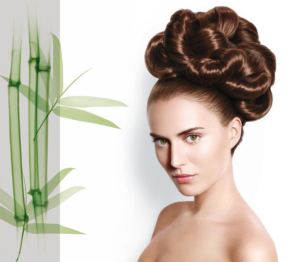 Vlasová kosmetika Biolage Fiber Strong díky speciální technologii a výtažku zbambusu umí dodat vlasům sílu a současně neuvěřitelnou hebkost.