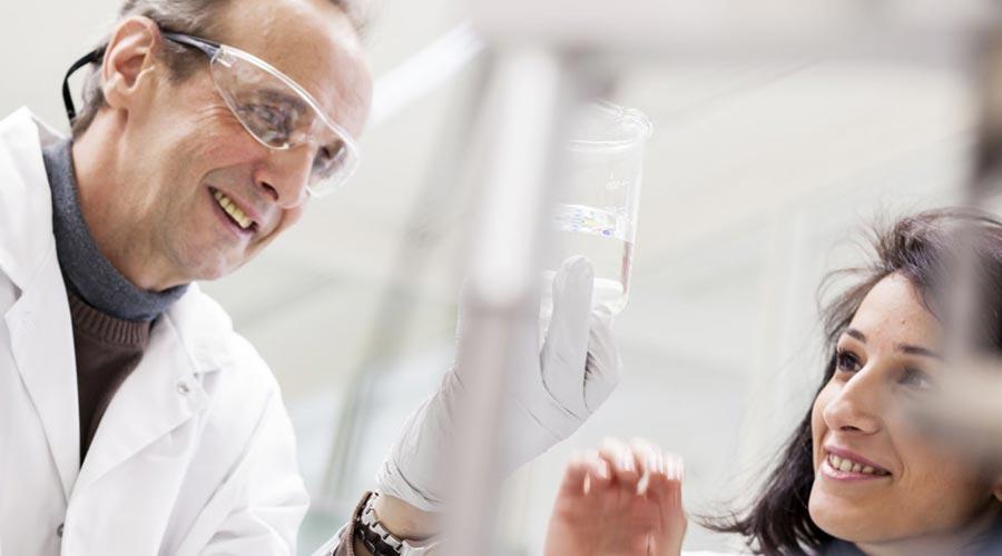 Tým sekce Research & Innovation v L'Oréal se za posledních 20 let výrazně rozrostl.