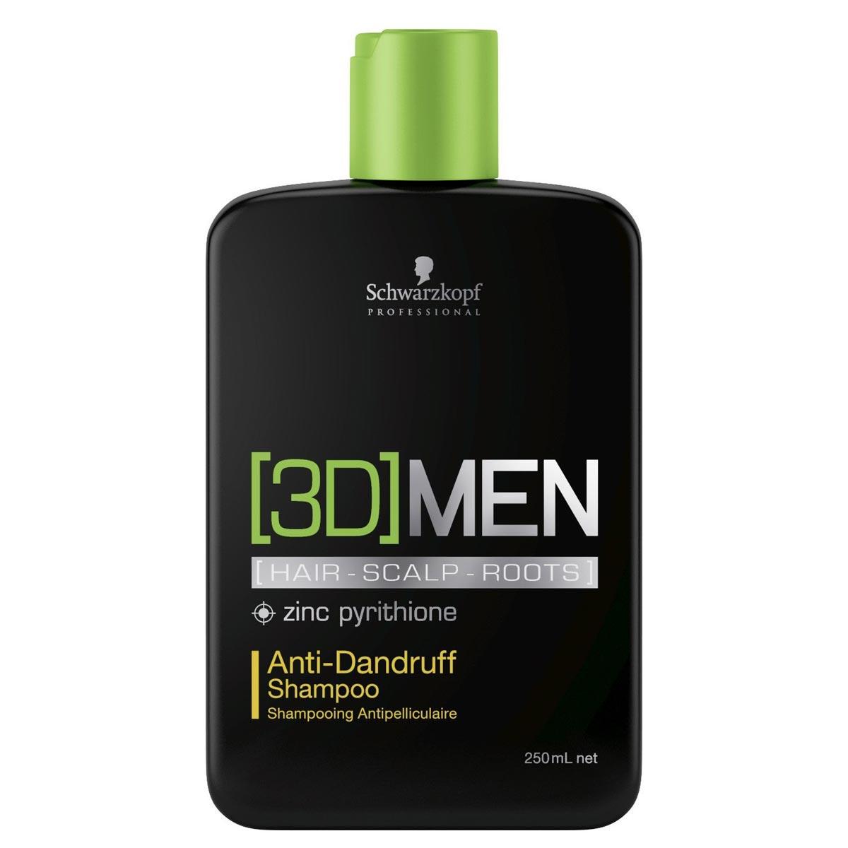 [3D]MEN Šampon proti lupům