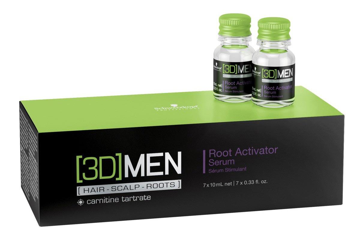 [3D]MEN Sérum pro aktivaci kořínků