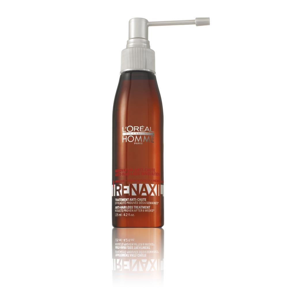 RENAXIL je intenzivní kúra proti vypadávání vlasů stechnologií Aminexil