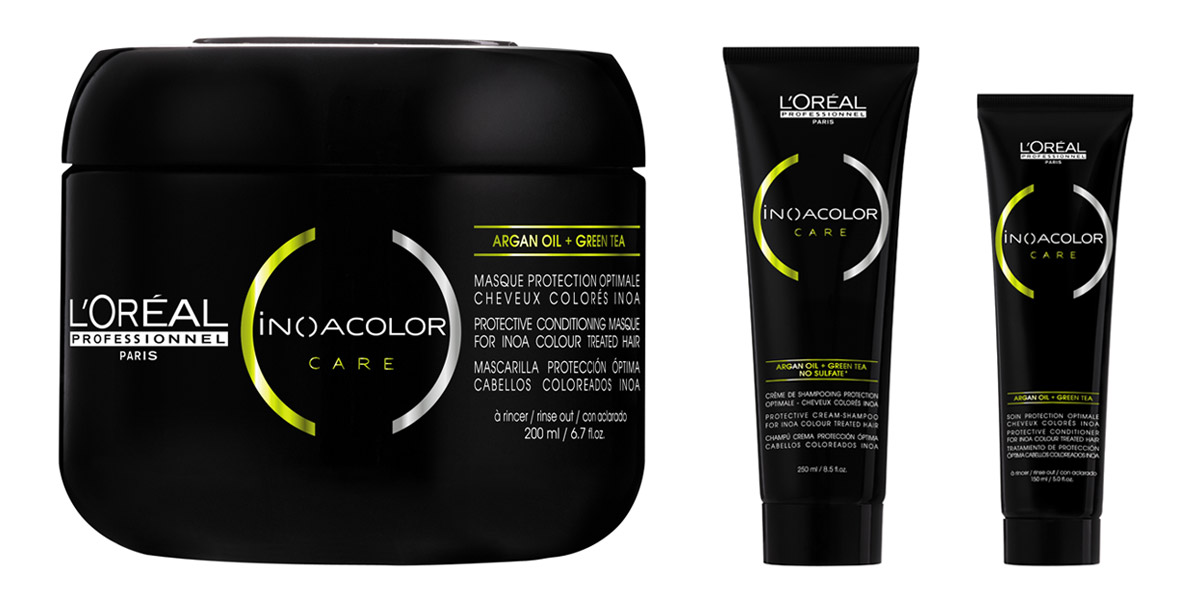 Péče o zlatou blond s INOACOLOR CARE: Připravte se na jedinečný smyslový zážitek. Toužíte-li po přípravcích, které ochrání vaše vlasy proti venkovním vlivům a udrží vaši barvu déle zářivou, budete s řadou INOACOLOR CARE spokojena.