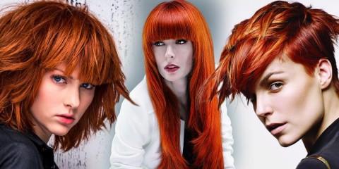 Měděná barva na vlasy nesluší každému, ale většina z nás o ní už někdy uvažovala. Bude vám slušet? Zjistěte to a inspirujte se v galerii měděných účesů.