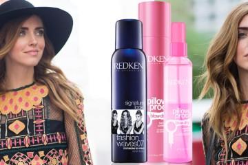 Vyzkoušejte ze svých dlouhých vlasů vytvořit módní vlny? Jak na ně vám poradí blogerka slavného blogu The blonde salad – Chiara Ferragni.
