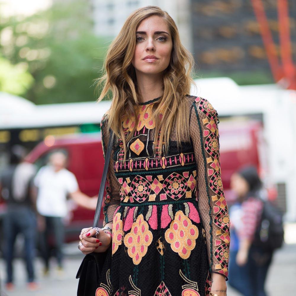 Módní vlny podle blogerky slavného blogu The blonde salad – Chiara Ferragni.