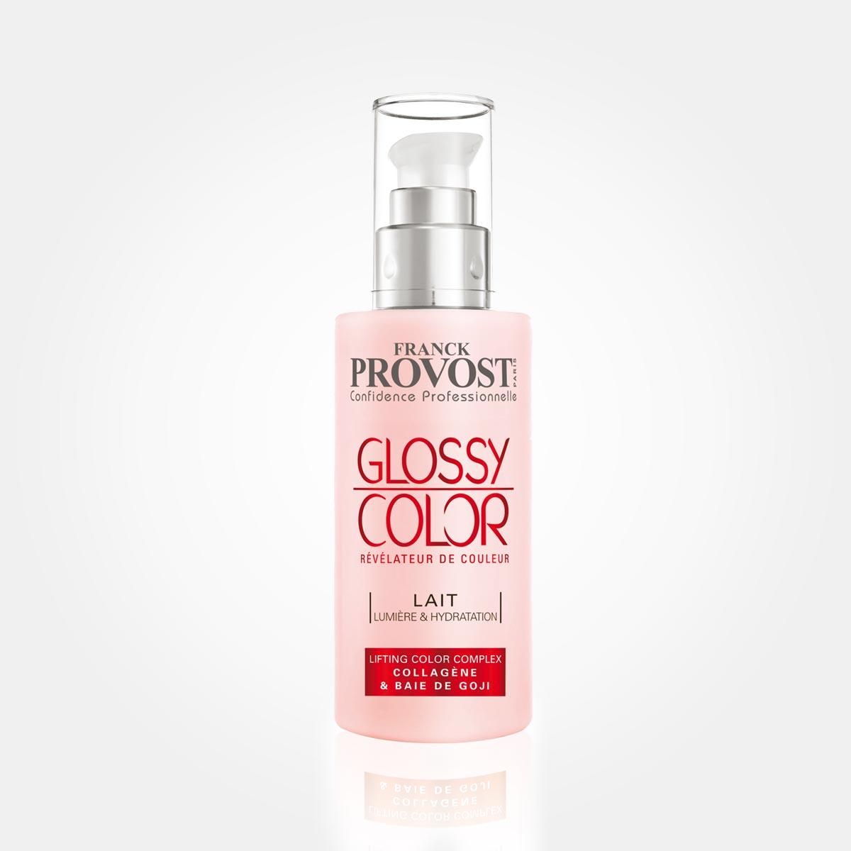 Vlasové mléko Lait Glossy Color od Franck Provost.