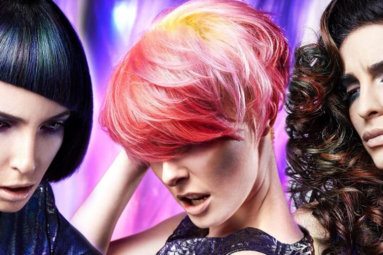 Vsaďte při změně účesu na barvu! Hitem jsou multibarevné melíry, které mohou být více či méně extravagantní. Inspirujte se těmi od Anne Veck.