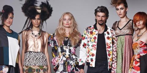 Čeští kadeřníci sdružení v české sekci Haute Coiffure Francaise představili novou kolekci ARTY pro podzim/zima 2014/2015 ve stylu pop&rock.
