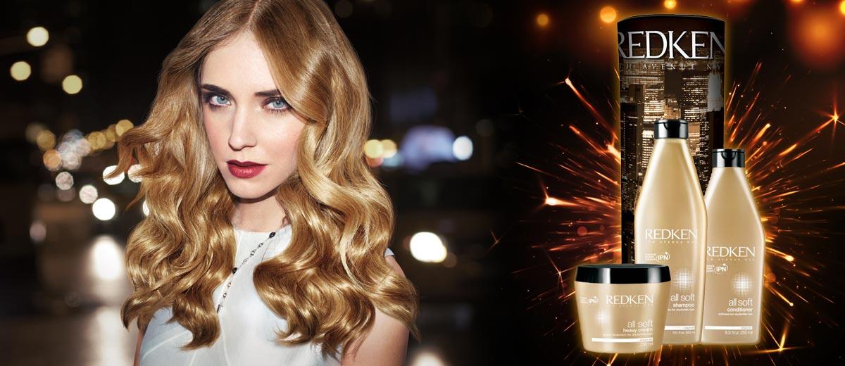 Značka Redken letos vytvořila dárkové balíčky – vánoční dárky Redken – na míru pro všechny typy vlasů. Že by ideální dárek pro rodinu i přátelé?