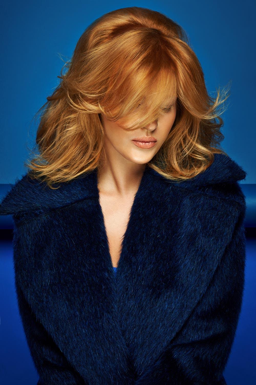 Karel Dražan – Blond Silhouette Redken podzim/zima 2014/2015