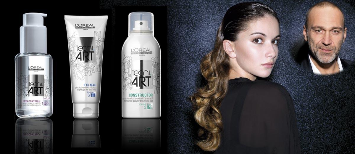gel na vlasy s mokrým efektem