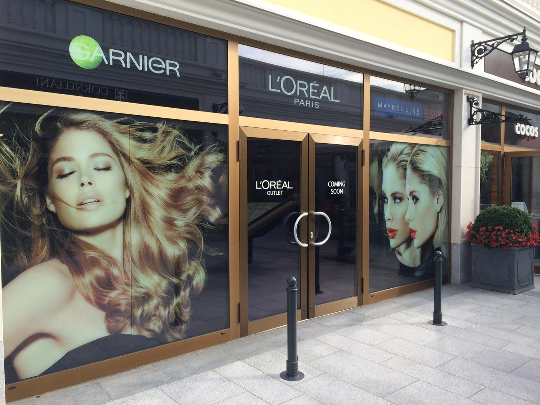 Designer Outlet Parndorf otevřel první a jedinou podnikovou prodejnu L'Oréal v Rakousku. Milovníkům nákupů v outletovém městečku Parndorf nabídne výhodné nákupy se slevou.