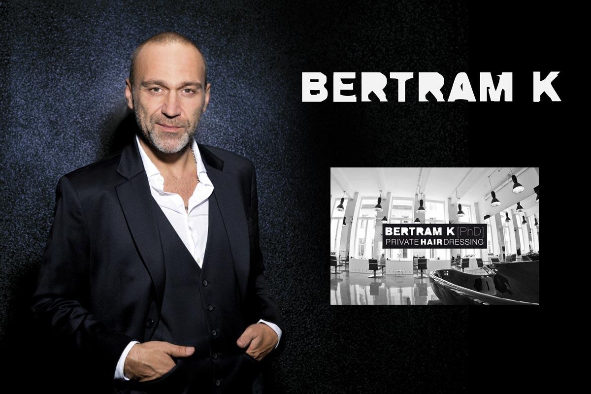 Bertram Kainzner / Soukromý kadeřnický salon BERTRAM K (Vídeň, Rakousko)