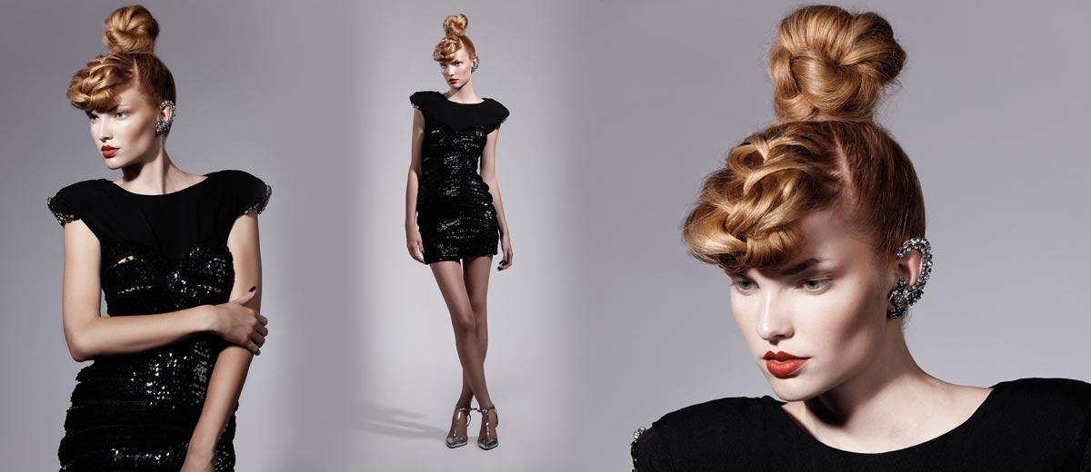 Hledáte inspiraci pro party účes nebo účes na ples? Nechte si vykouzlit jedinečný stylový doplněk z vašich vlasů v podobě drdolu Princess Style!