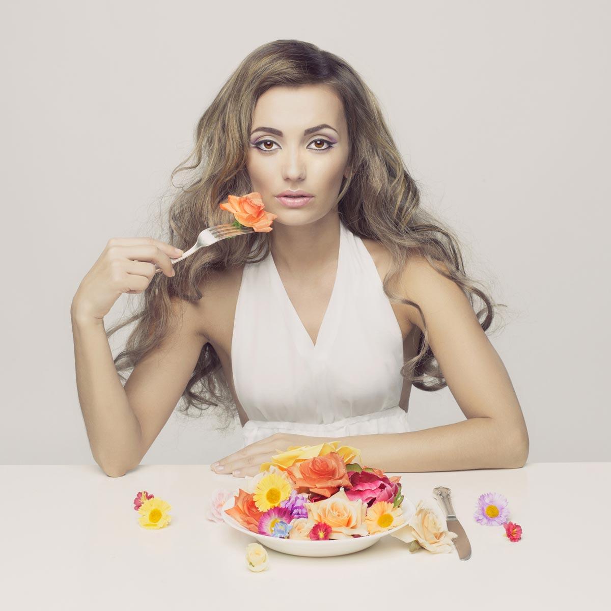 Vaše vlasy umí povídat o tom, čím je krmíte! Bez správné výživy nebudete mít nikdy krásné a zdravé vlasy!